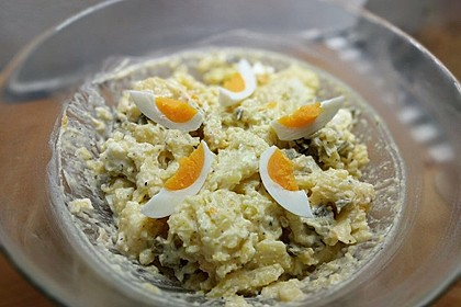 Omas bester Kartoffelsalat mit Mayonnaise 32