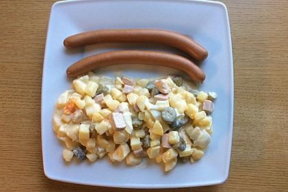 Omas bester Kartoffelsalat mit Mayonnaise 16