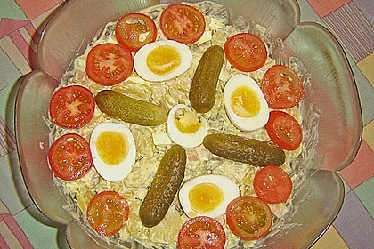 Omas bester Kartoffelsalat mit Mayonnaise 52