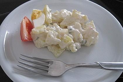 Omas bester Kartoffelsalat mit Mayonnaise 27
