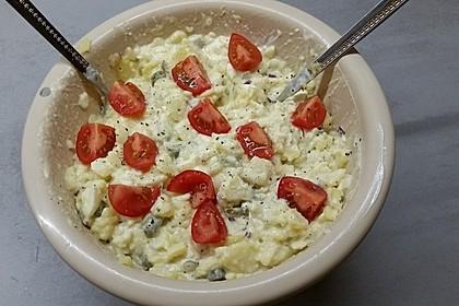 Omas bester Kartoffelsalat mit Mayonnaise 38