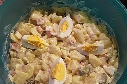 Omas bester Kartoffelsalat mit Mayonnaise 48