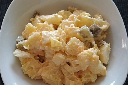 Omas bester Kartoffelsalat mit Mayonnaise 49