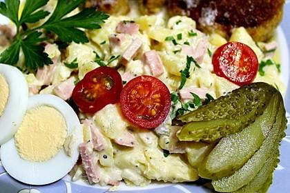 Omas bester Kartoffelsalat mit Mayonnaise 1