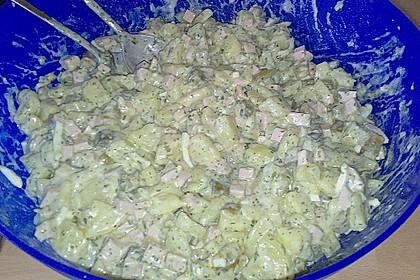 Omas bester Kartoffelsalat mit Mayonnaise 117
