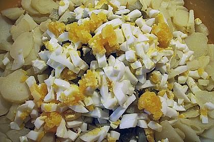 Omas bester Kartoffelsalat mit Mayonnaise 70
