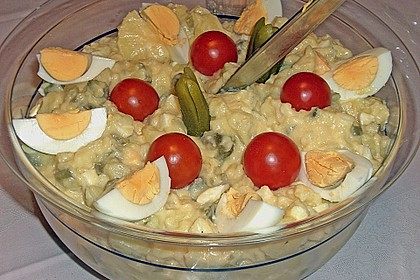 Omas bester Kartoffelsalat mit Mayonnaise 20