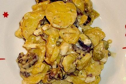 Omas bester Kartoffelsalat mit Mayonnaise 105
