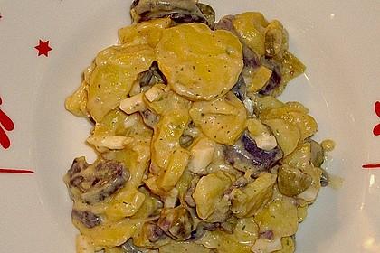 Omas bester Kartoffelsalat mit Mayonnaise 97