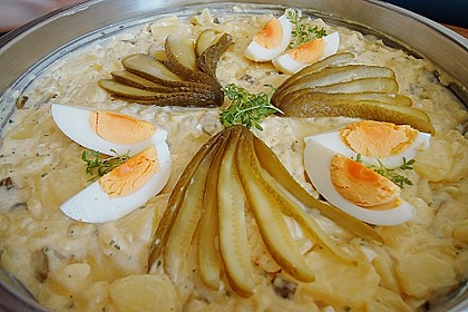 Omas bester Kartoffelsalat mit Mayonnaise 21