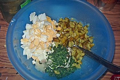 Omas bester Kartoffelsalat mit Mayonnaise 96