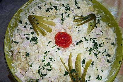 Omas bester Kartoffelsalat mit Mayonnaise 74
