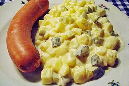 Omas bester Kartoffelsalat mit Mayonnaise 60