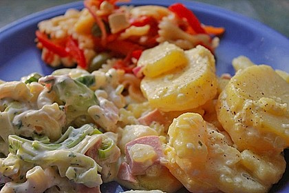Omas bester Kartoffelsalat mit Mayonnaise 23