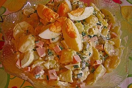 Omas bester Kartoffelsalat mit Mayonnaise 55