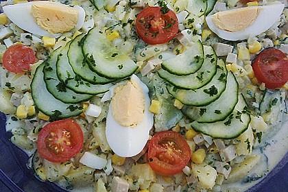 Omas bester Kartoffelsalat mit Mayonnaise 19