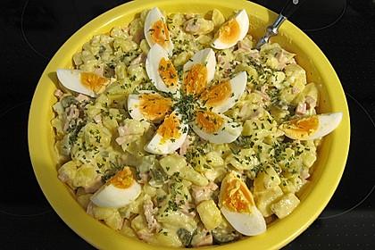 Omas bester Kartoffelsalat mit Mayonnaise 15