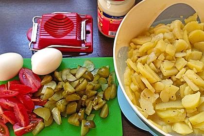 Omas bester Kartoffelsalat mit Mayonnaise 61