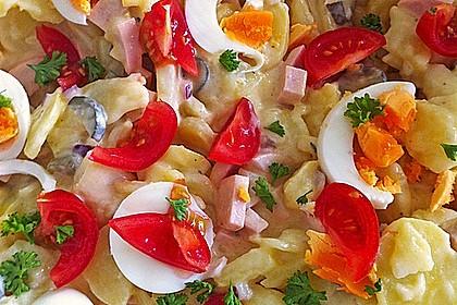 Omas bester Kartoffelsalat mit Mayonnaise 7