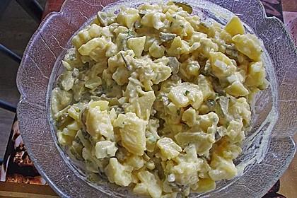 Omas bester Kartoffelsalat mit Mayonnaise 54