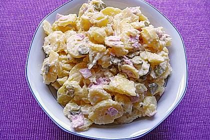 Omas bester Kartoffelsalat mit Mayonnaise 40
