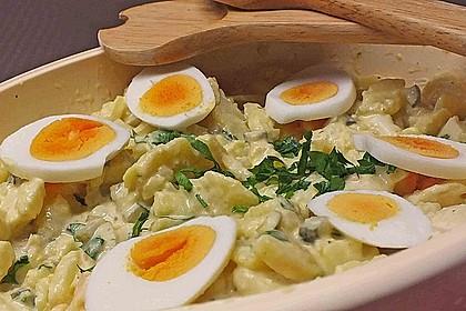 Omas bester Kartoffelsalat mit Mayonnaise 2