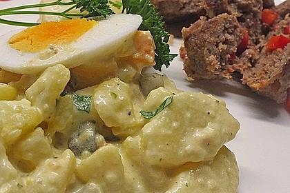 Omas bester Kartoffelsalat mit Mayonnaise 25
