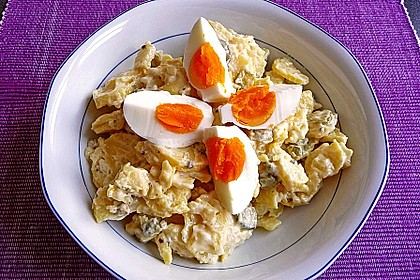 Omas bester Kartoffelsalat mit Mayonnaise 67