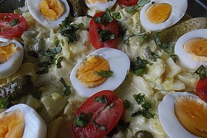 Omas bester Kartoffelsalat mit Mayonnaise 28
