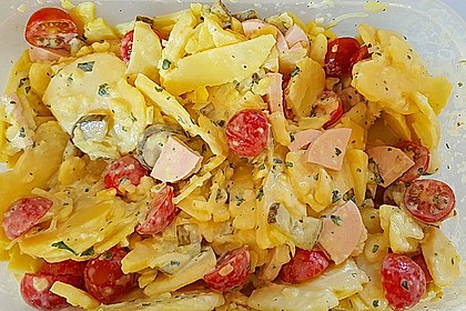 Omas bester Kartoffelsalat mit Mayonnaise 58