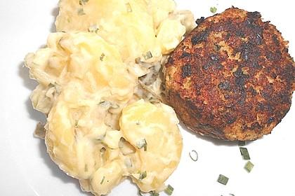 Omas bester Kartoffelsalat mit Mayonnaise 82