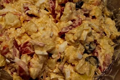Omas bester Kartoffelsalat mit Mayonnaise 112