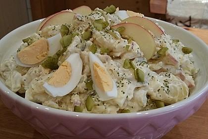 Omas bester Kartoffelsalat mit Mayonnaise 17