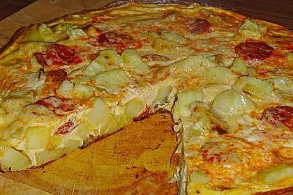 Katalanische Tortilla