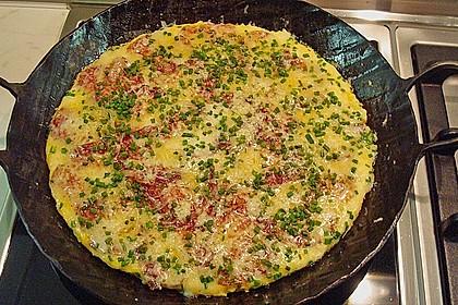 Katalanische Tortilla 1
