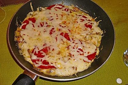 Katalanische Tortilla 3