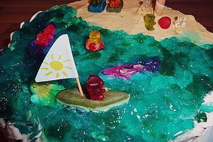Strand - Torte 3