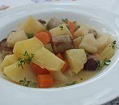 Möhren-Senf-Eintopf (Bild)