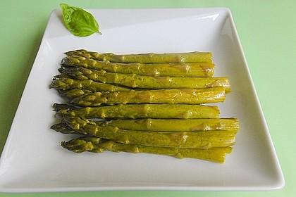 Grünspargel aus dem Slow Cooker
