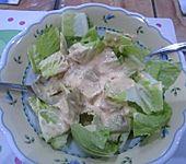 Salatdressing nach Art des Hauses (Bild)