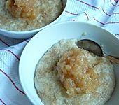 Veganer Reis mit Mandelmilch (Bild)