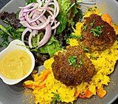 Curry-Tomaten-Reis (Bild)