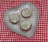 Vegane Kekse mit Orangenblütenwasser (Bild)