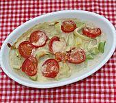 Tomaten-Fenchel-Gratin (Bild)