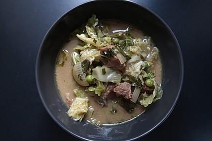 Wirsing-Curry (Bild)