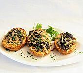 Käse-Mohn-Kartoffeln (Bild)
