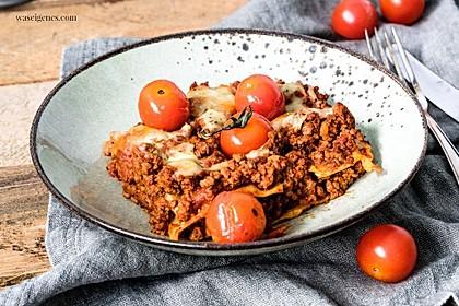 Lasagne (Bild)