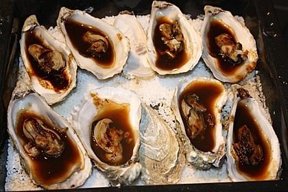 Austern à la Klaumix (Bild)
