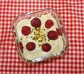 Himbeer-Keks-Dessert (Bild)