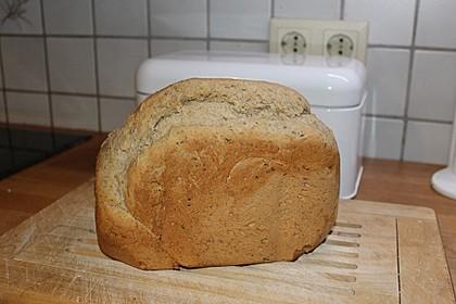 Mediterranes Brot für den BBA (Bild)